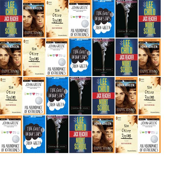 """Saturday, November 12, 2016: The Hamilton-Wenham Public Library has six new audiobooks in the Audiobooks & Courses section.   The new titles this week include """"Night School: A Jack Reacher Novel,"""" """"Paper Towns,"""" and """"The Other Typist."""""""