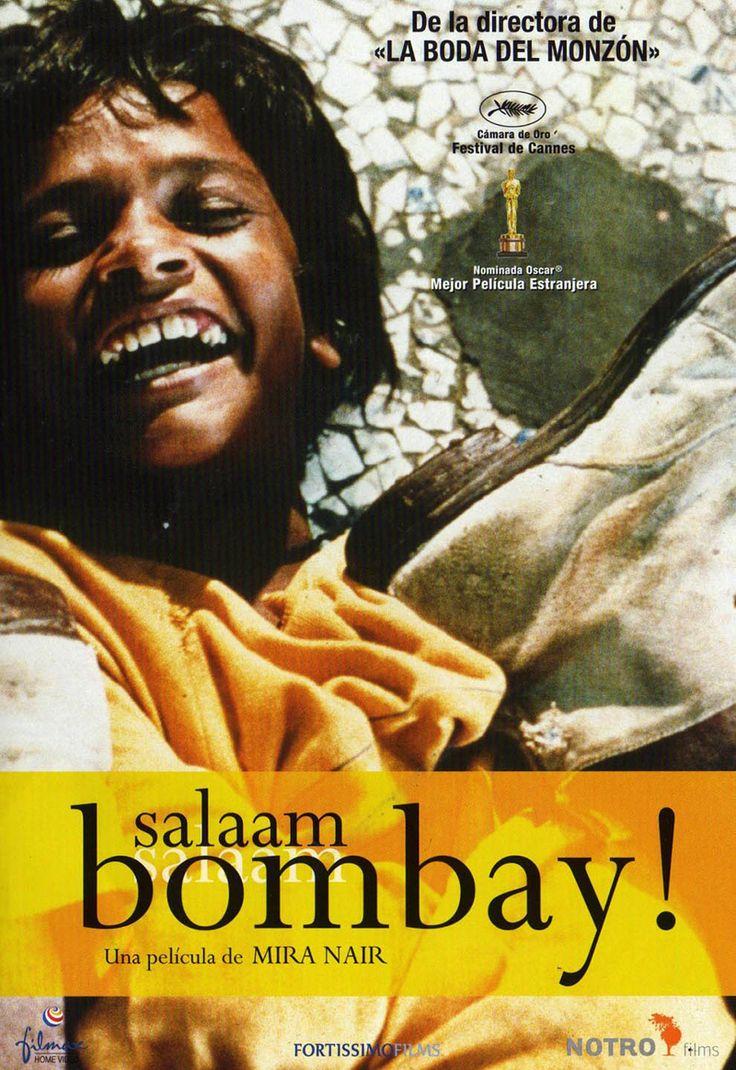 Salaam Bombay! (1988) India. Dir: Mira Nair. Drama. Cine social. Drogas. Prostitucion - DVD CINE 430