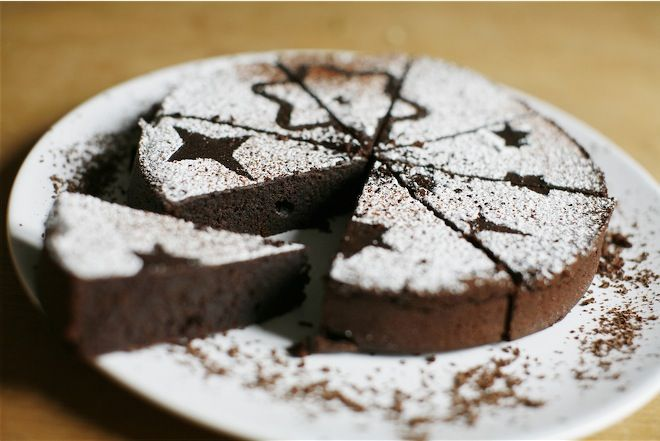 Chocolate cake :-)