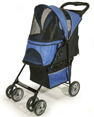 Cruiser� Pet Stroller - Sapphire Blue