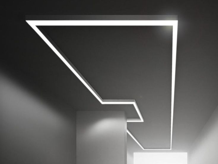 49 best images about ceiling led profiles on pinterest for Luci led lineari