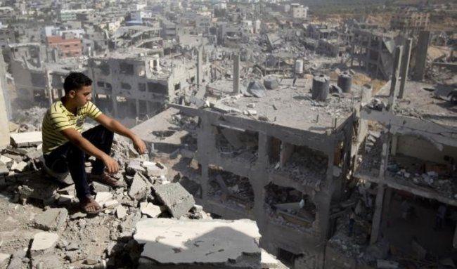 اصحاب البيوت الغير صالحة للسكن في غزة سوف تتلقى دعما من المانيا