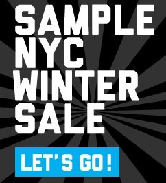 The Sample NYC Winter Sale includes hotel discounts, travel perks, Restaurant Week, Broadway Week, Off-Broadway Week and more.