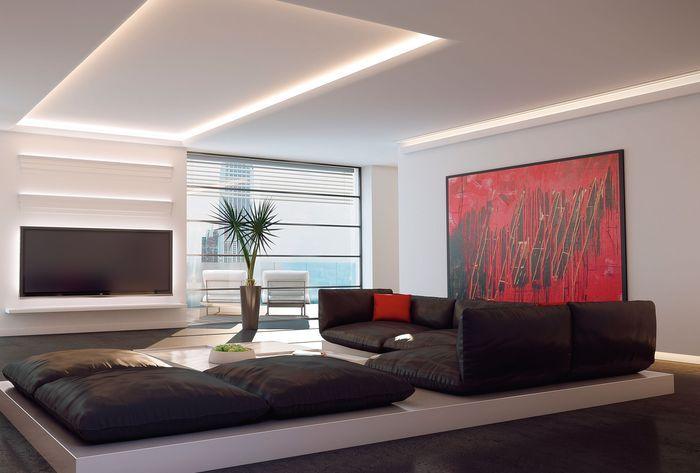 Modernes wohndesign beispiel sehr gelungen finde ich for Modernes wohndesign