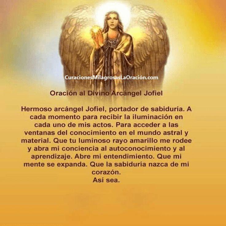decretos arcangel jofiel - Buscar con Google