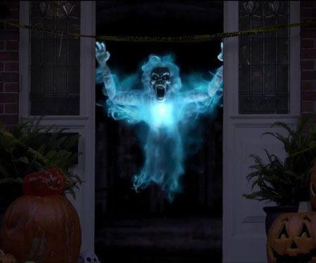 digital halloween decorations