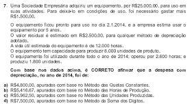 TUDO SOBRE CONTABILIDADE, EXAME DE SUFICIÊNCIA CFC FIQUE POR DENTRO: GABARITO E RESPOSTAS COMENTADAS AQUI NO CQC! ELEIÇÕES CRC-CE 2013.