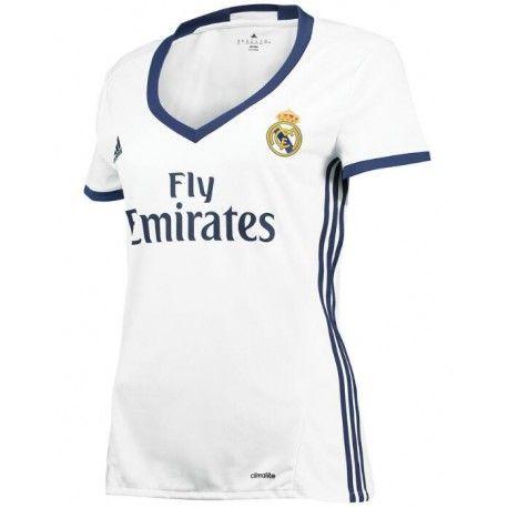 15,80 € Camiseta del Real Madird para Mujer Home 2016 2017