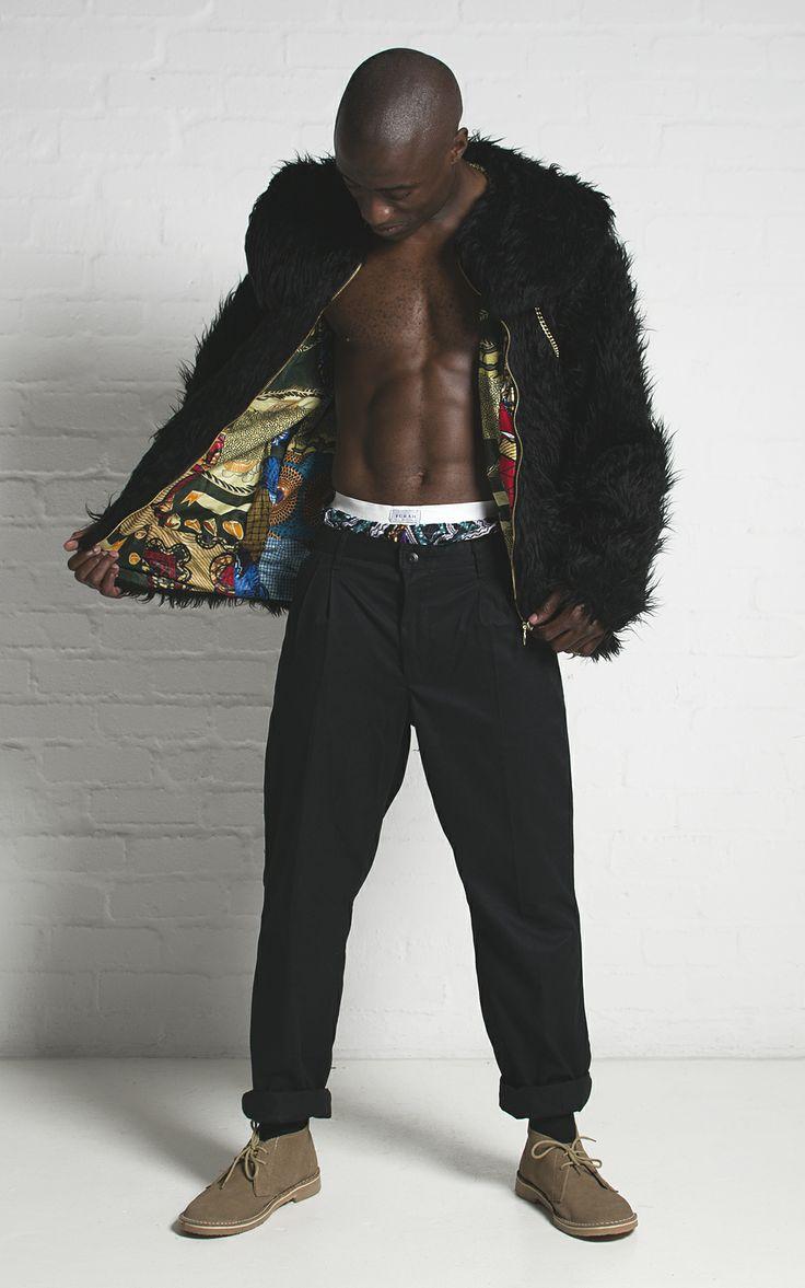 Furah Couture | G2C Signature Jacket