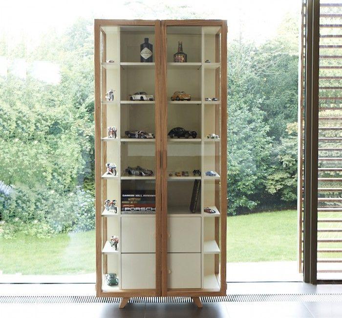 Vitrina tall cabinet by Hierve| Case Furniture | casefurniture.co.uk