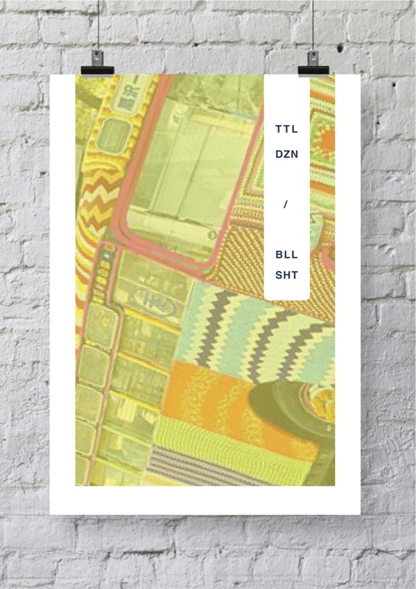 self-initiated design by Grafik BS , via Behance