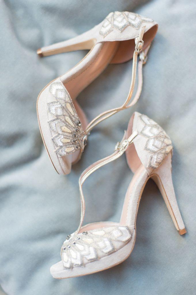Victoria Vapour High Heel Wedding Sandal | Emmy London
