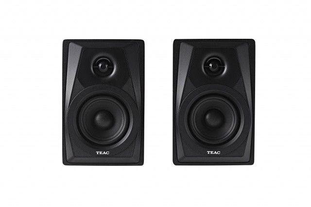Teac LSM100B 2-Way Powered Monitor Speakers (Pair)
