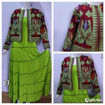 Use Songket Lombok