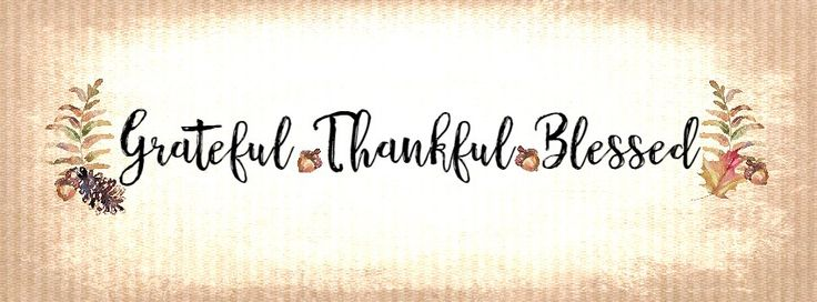 Giving Thanks | Fall facebook cover photos, Cover photo ...