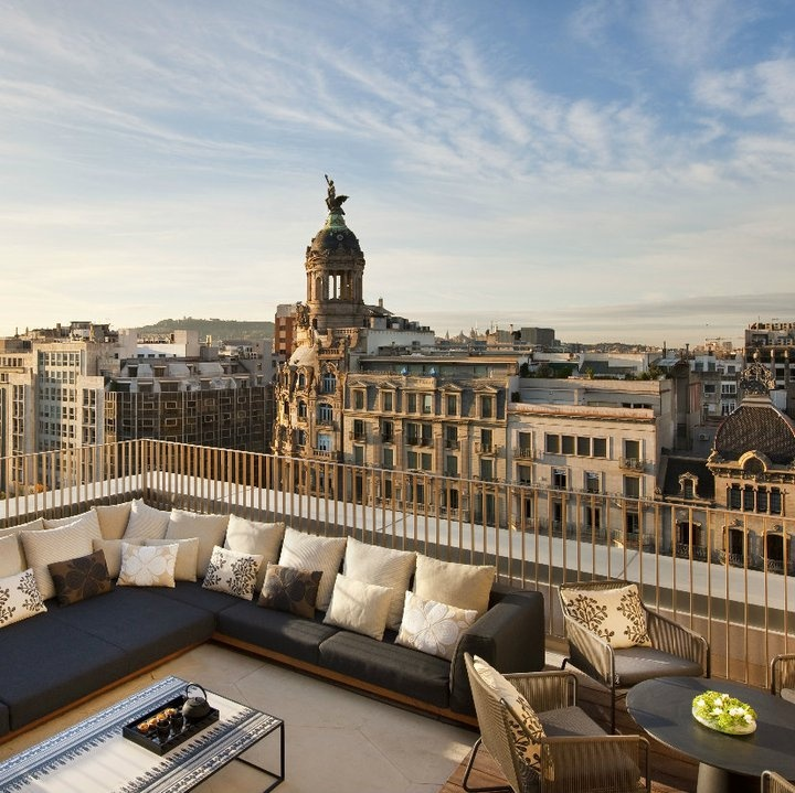 68 best Roof Top images on Pinterest Roof top, Luxury hotels and - hotel barcelone avec piscine sur le toit