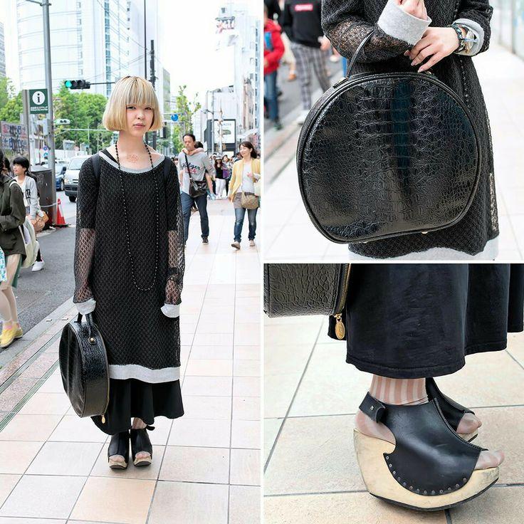A designer from Harajuku