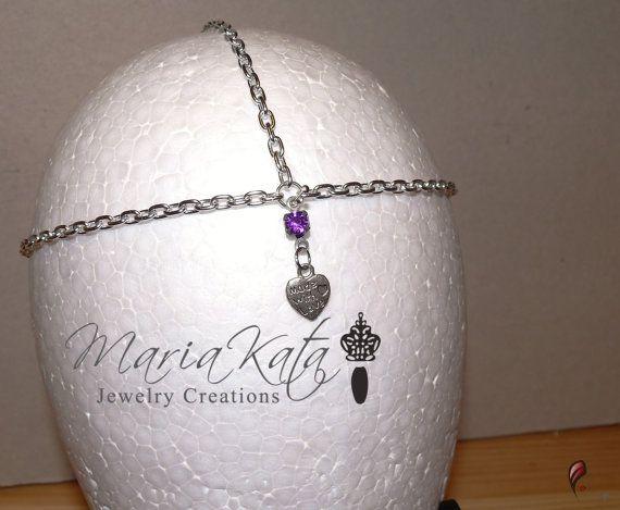 Newborn/Baby to Adult Head Chain Made with by MariaKataJewelry, $15.00
