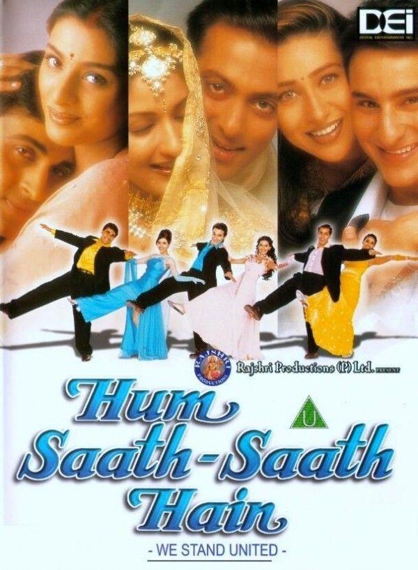 Hum Sath Sath Hain 1999 Full Hindi Movie DvdRip Download