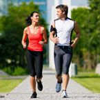 Learn more about how exercise helps burn off fat.