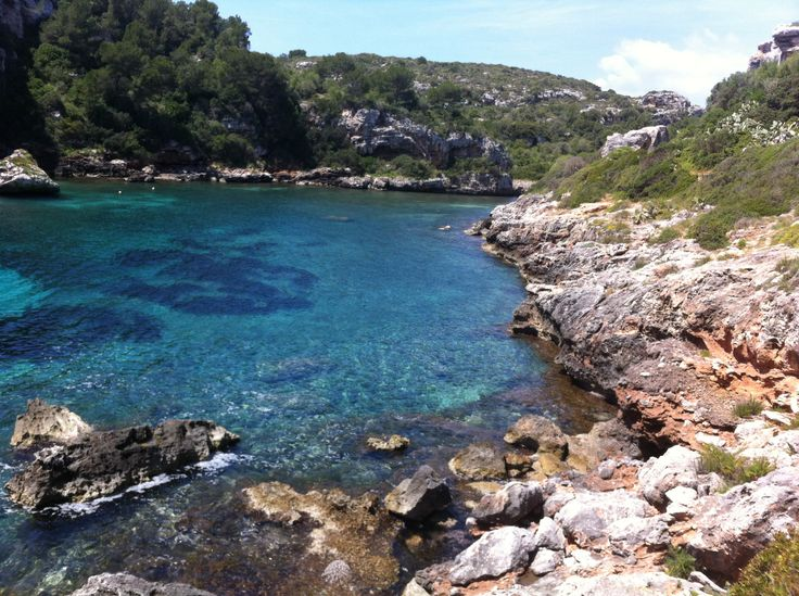 Cala Coves, Menorca