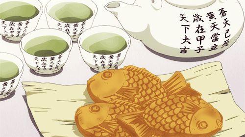 Food in anime pt. 2 - Album on Imgur