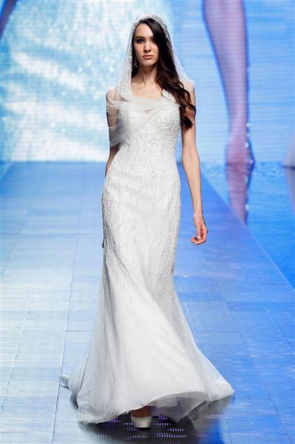 Sfilata Nicole Spose - Sposa 2016 - Roma - Moda - Elle