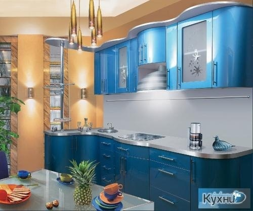 90 best images about blue kitchens on pinterest navy for Artsy kitchen ideas