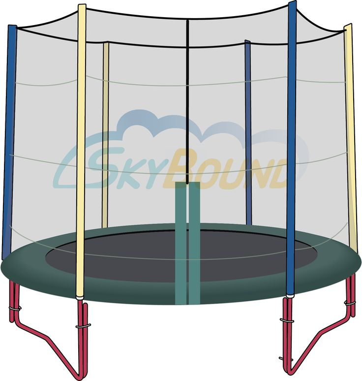 Orbounder 14 Trampoline And Enclosure Combo: 144 Best Trampoline Nets Images On Pinterest