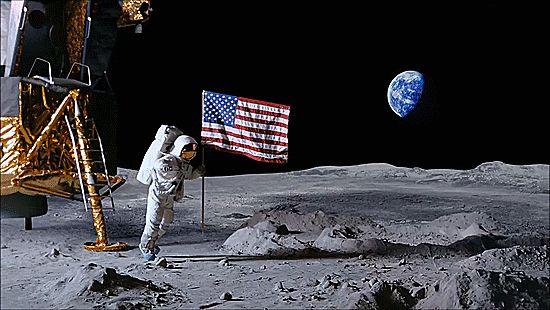 How badass Humans are. Context: Congress wants to give NASA $19.3 billion next year