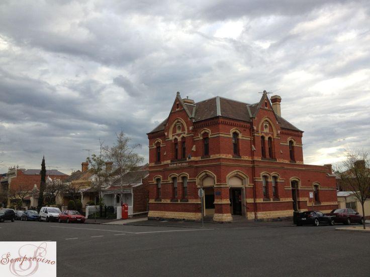 Parkville Post Office, Melbourne, Victoria, Australia. September 2012.