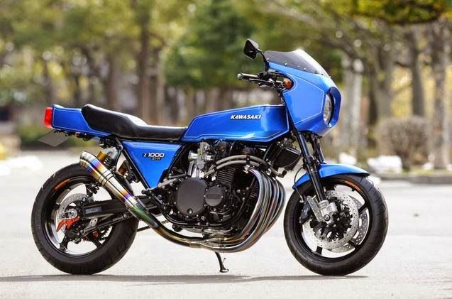 Kawasaki Z1-R - Sanctuary - Racing Cafe