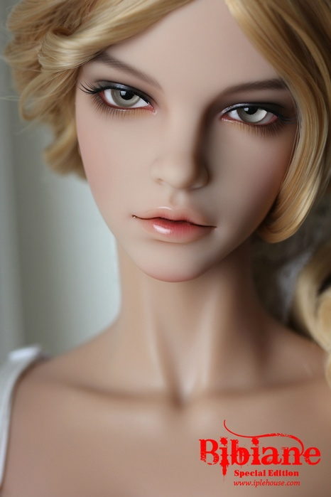 I would like to make a doll that looks like Victoria, from my novel. This face would probably be the begining of that project.