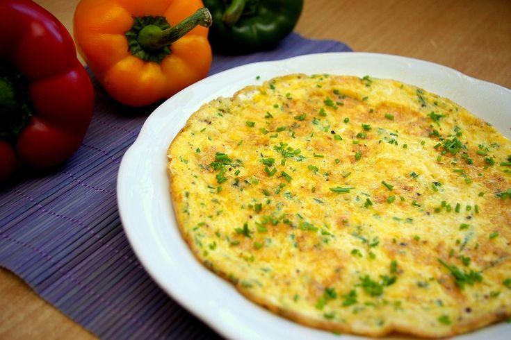 Dietetyczne przepisy - Blog Kulinarny - Omlet w 5 minut