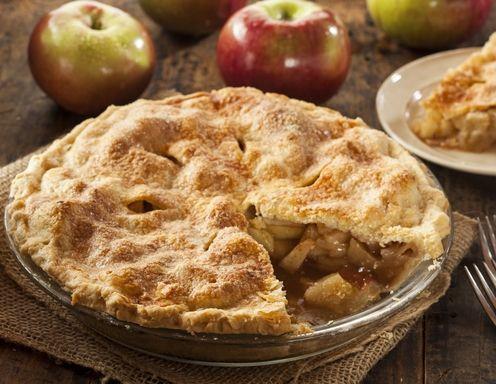 Amerikanischer Apple Pie Rezept