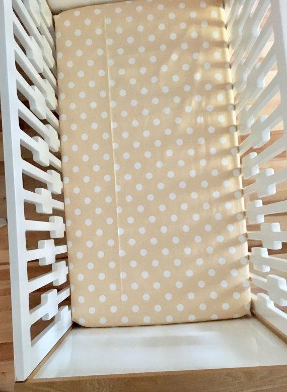 Drap housse pour bassinette/Drap housse fait à par ALACOEURFONTAIME