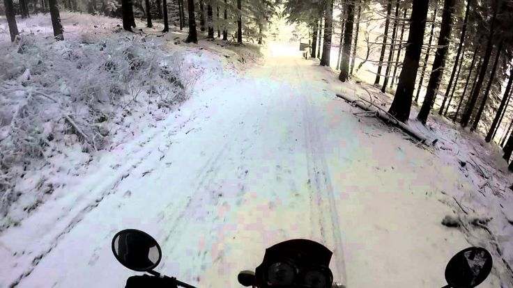Motorbike ride after christmas