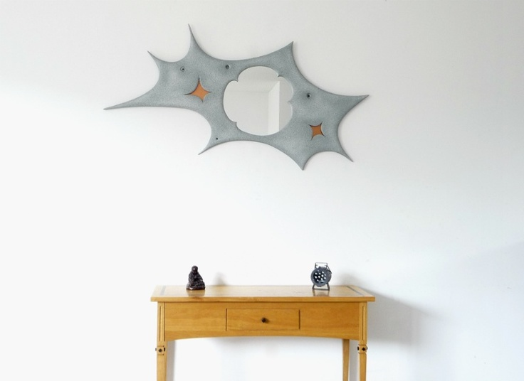Wana a see one of the worlds first Sculptural Funky Mirrors ? U just click here...>