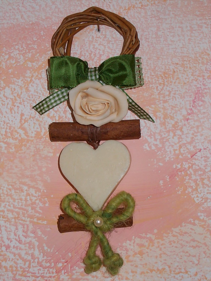 country soap garland, by fibicreazioni, 9,00 € su misshobby.com