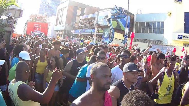 Bell Marques Na Barra preciso Dormir Princesa 09 02 2016 Carnaval De Sal...