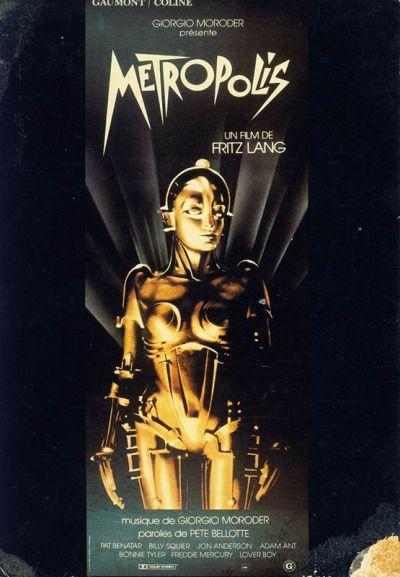 Metropolis - Lang 1927