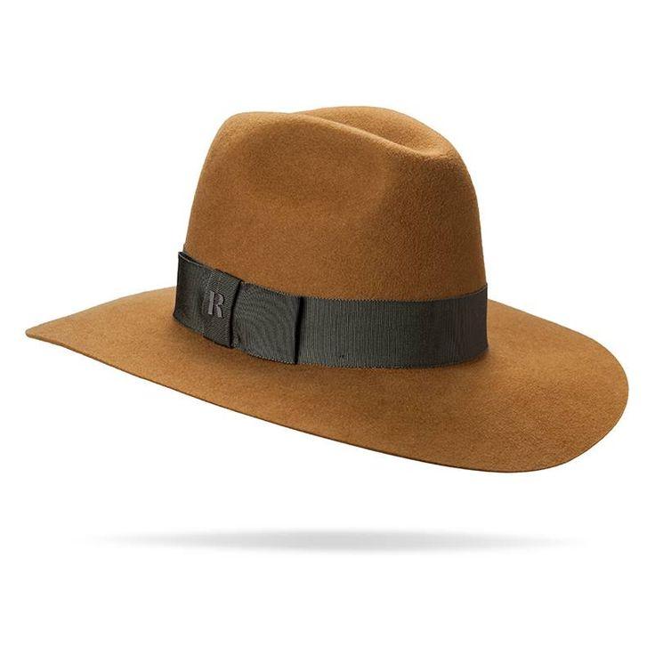 """""""Queen"""" hat in Camel"""