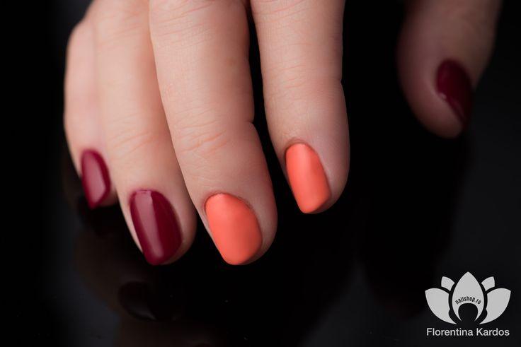 #allaboutnails #allinmatte #clasicstyle #lovelynails #nailshop