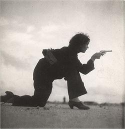 Gerda Taro. Soldatessa repubblicana (1936)