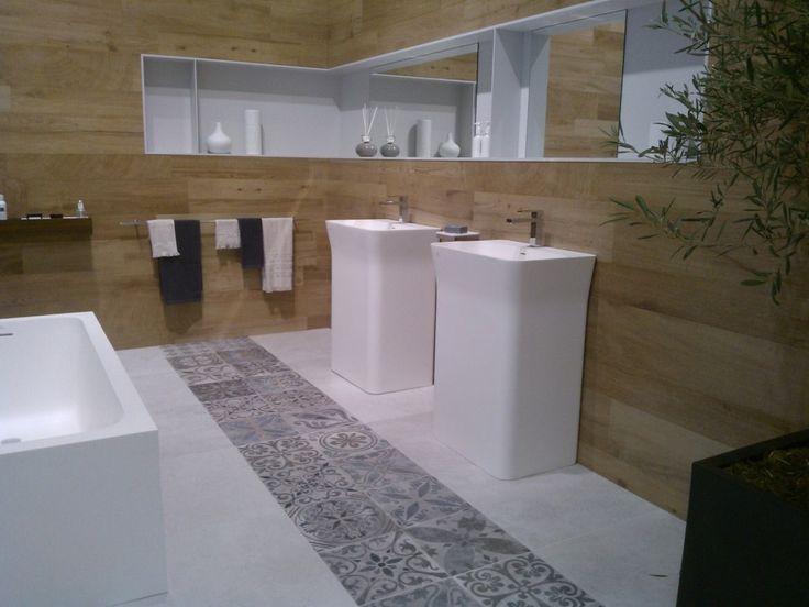 Bagno con cementine ambientazioni mp ceramiche savigliano pinterest - Bagno con cementine ...