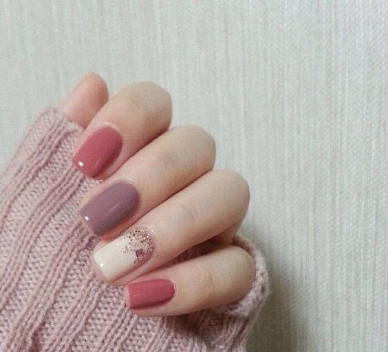Cute Nails ideas for this late Winter - LadyStyle