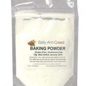 Sally-Ann Creed Baking Powder 70g