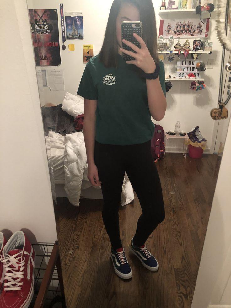 ootd [1/7/19] shirt - tillys / leggings