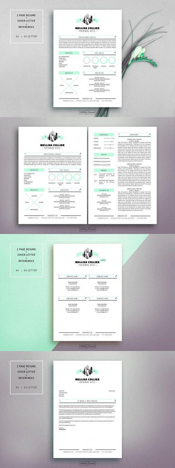Best 25+ Template for resume ideas on Pinterest | Cv format for ...