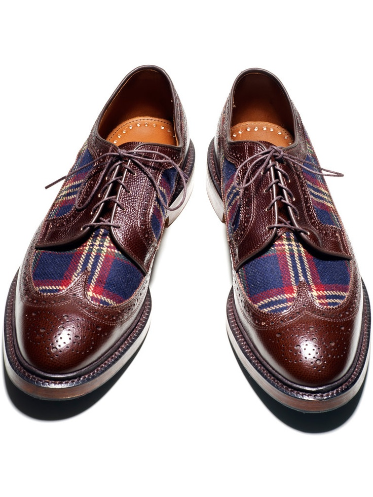 Brooks Brothers/Scottish Tartan Authority